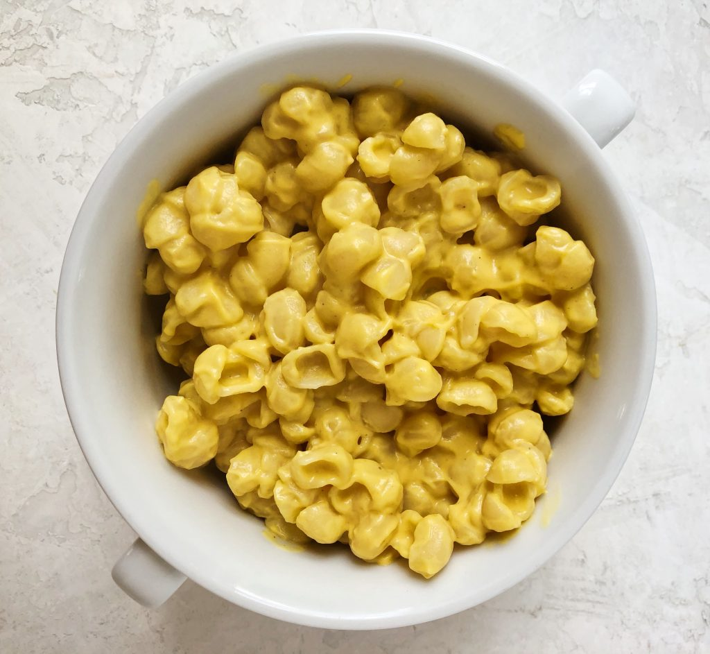 Butternut Squash Shells and Cheese