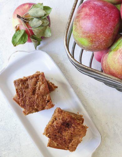 1 Bowl Apple Breakfast Cake