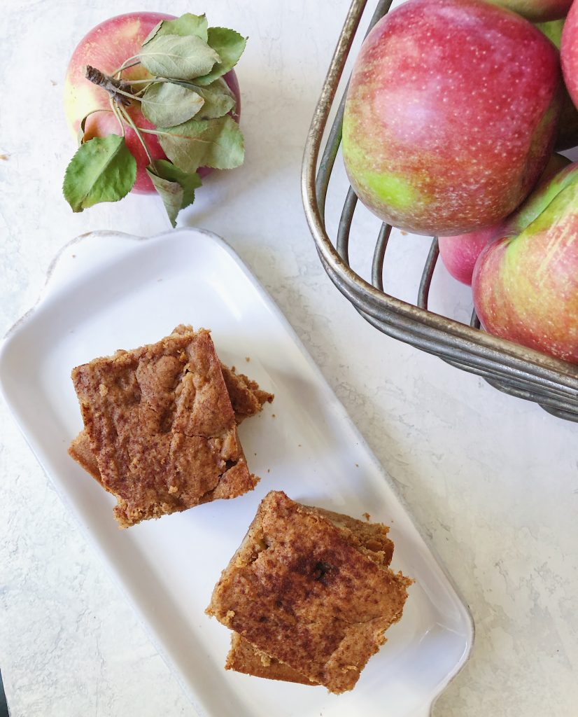 1 Bowl Apple Breakfast Cake