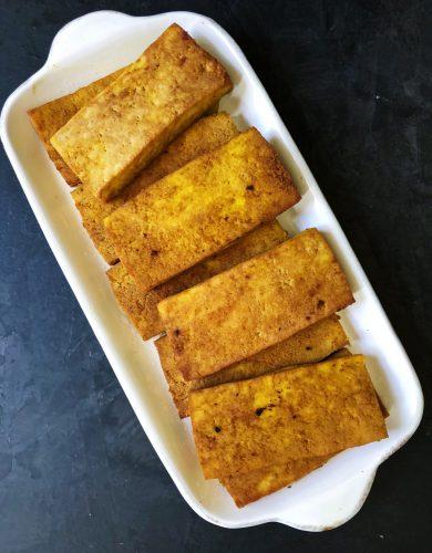 Basic Baked Tofu